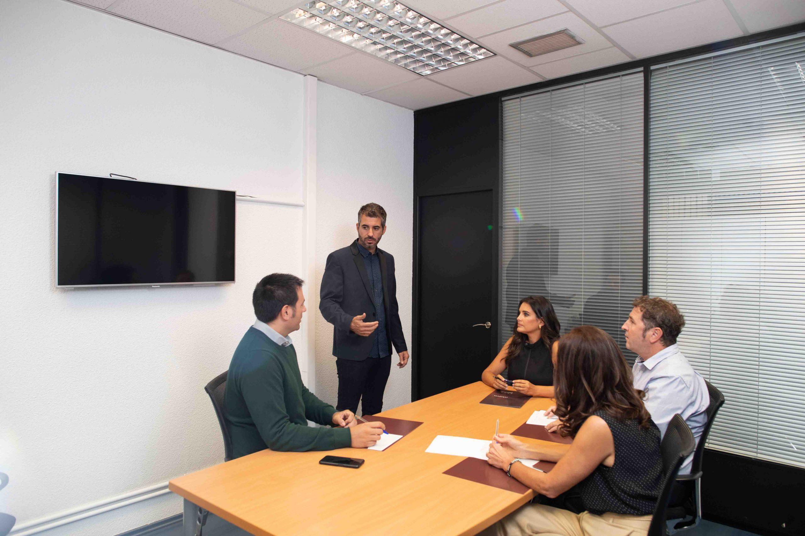 Reunión Lex Consulting